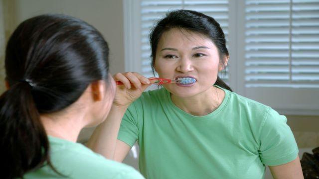 Daily Oral Health Plan