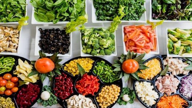 plant forward diet